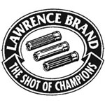 Lawrence Brand Shot Logo