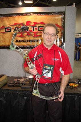 Darton Pro3800 bow