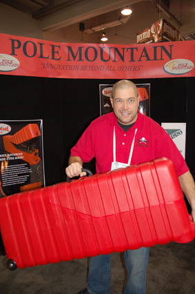 Pole Mountain Bow Cases