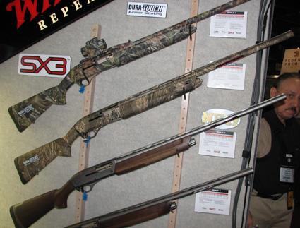 Winchester SX3