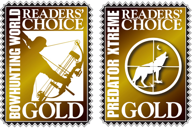 Readers Choice Gold Awards