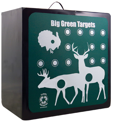 big green targets pro series