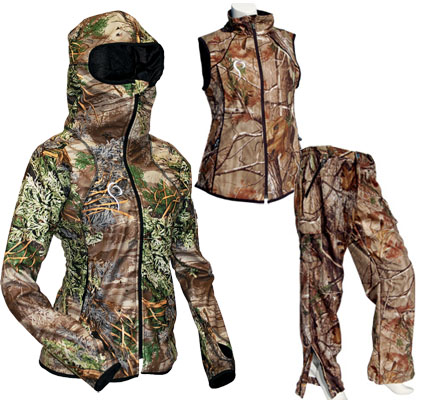 prois hunting clothing