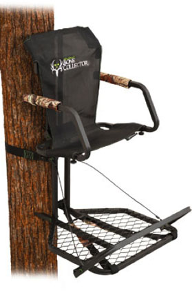 Hang On Treestands For 2011 Grand View Outdoors