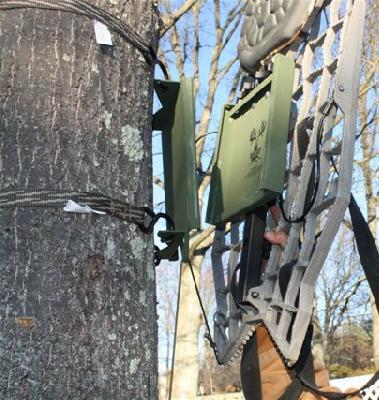 tree stand buddy bracket