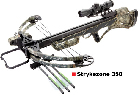strykezone crossbow