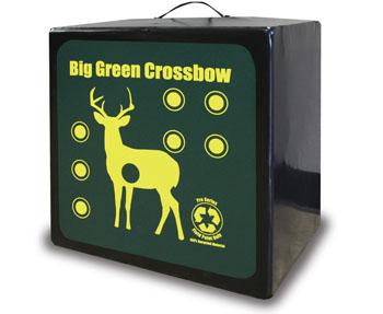 big green crossbow targets