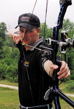 Jack Wallace 3D archery