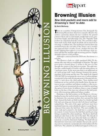 Browning Illusion Bow
