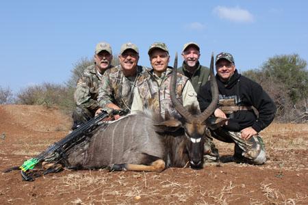 nyala hunting
