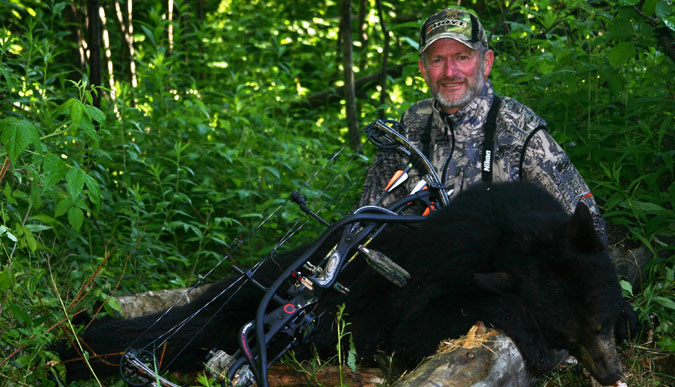 bear hunting bob robb