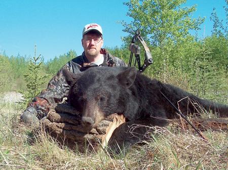 bear hunting bow