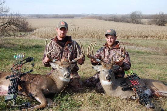 iowa deer hunting