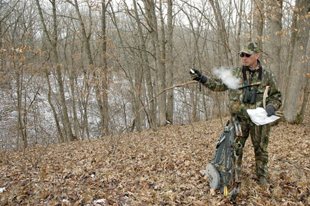 whitetail hunt ridge