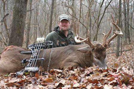 topo maps deer scouting