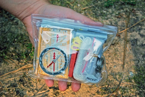 All outdoor recreationists should let responsible parties know where they are going and when they will return, and carry a small survival kit with essentials like signaling devices, a knife or multi-tool, cord, some type of fire starter and emergency supplies.