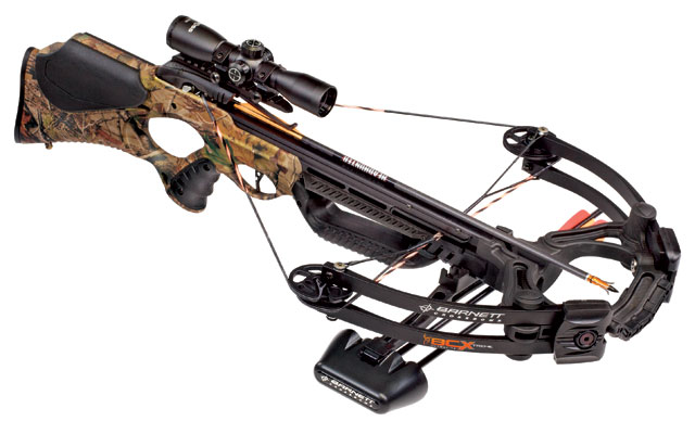 Modern Crossbows Crossbow review: barnett bcx