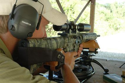 remington r 25 rifle review