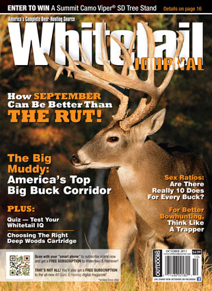 whitetail journal september issue