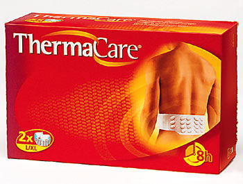 thermacare heat wrap hunting