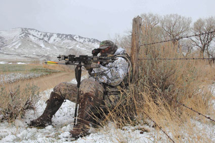 cold weather crossbows