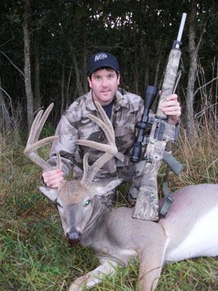 ar deer hunting