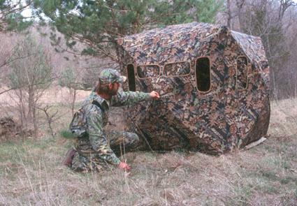 blind hunting