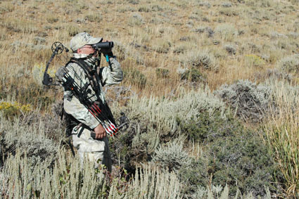 bowhunting plains