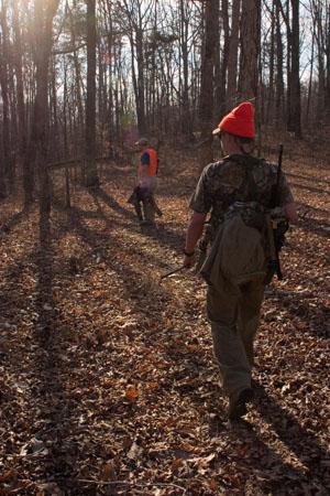 deer hunting overpopulation