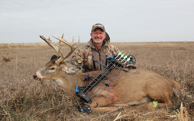 bob robb radar lodge kansas buck