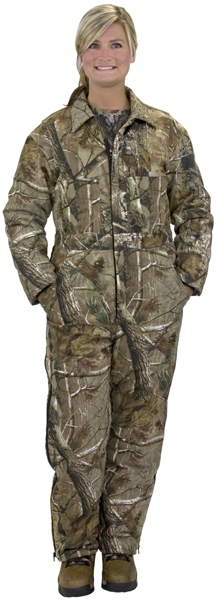 Silent Hide Insulated Coveralls