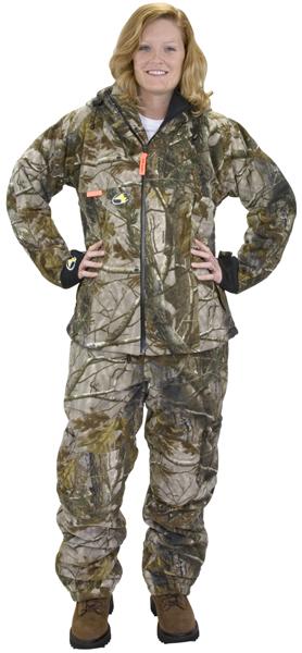 SHE Safari C4 jacket Pants