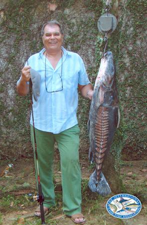 ripsaw catfish world record
