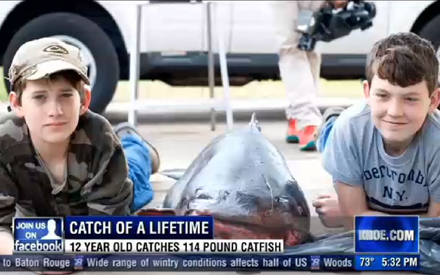 Catfish Record