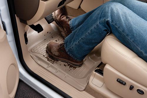 Husky Liners Mud Floor Mats