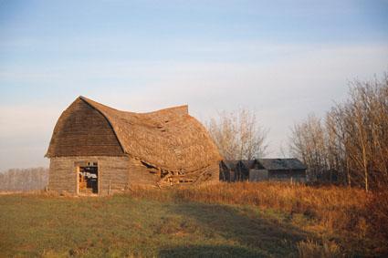hunting barns