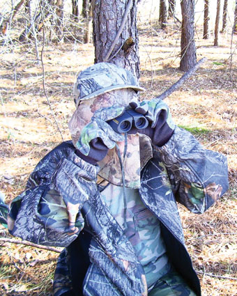 hunting educated coyote
