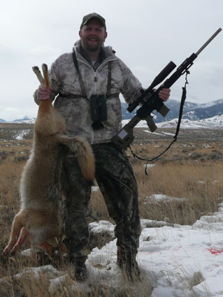 coyote hunting checklist