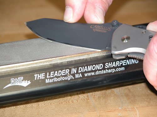 How to sharpen your knife | Grand View Outdoors