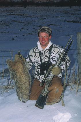 kayser predator hunting