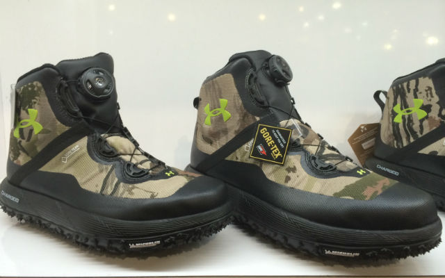 Under Armour Fat Tire GTX Boot