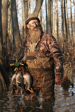 duck commander phil robertson