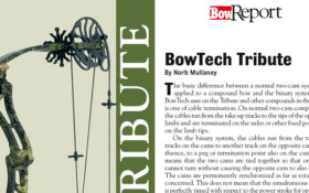 Bow Report: BowTech Tribute