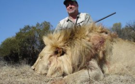 Hunting Africa's Lions...Up Close!