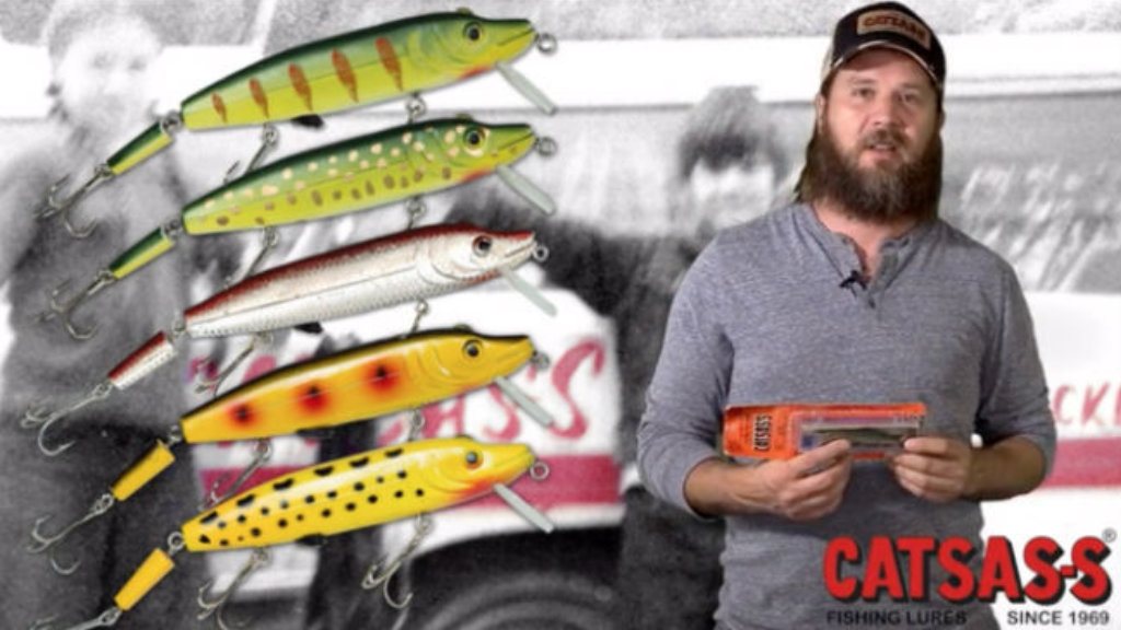 CATSAS-S Founder's Son Determined To Relaunch Lures