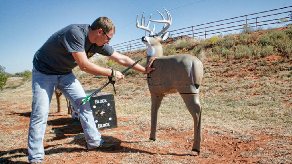 Boost Your Bowhunting Accuracy With 3-D Archery