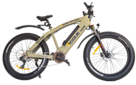 This electric fat bike is a big, fat game changer for hunters