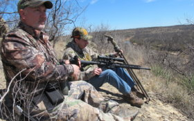 How a Rangefinder Can Help Your Predator Hunting