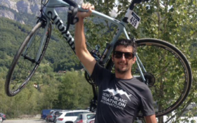 British Cyclist Shot, Killed by Hunter in French Alps