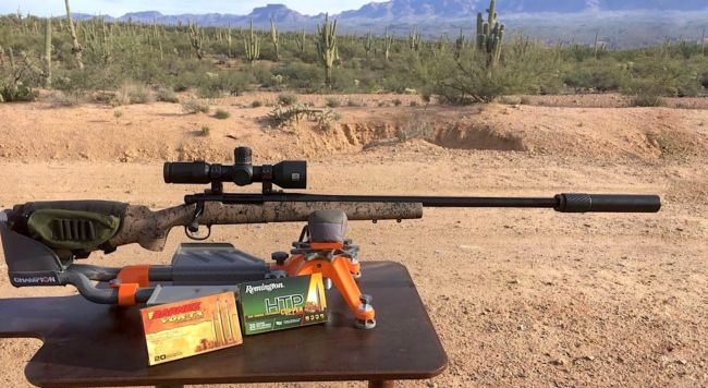 Field Test: Remington Gen 2 Rifle